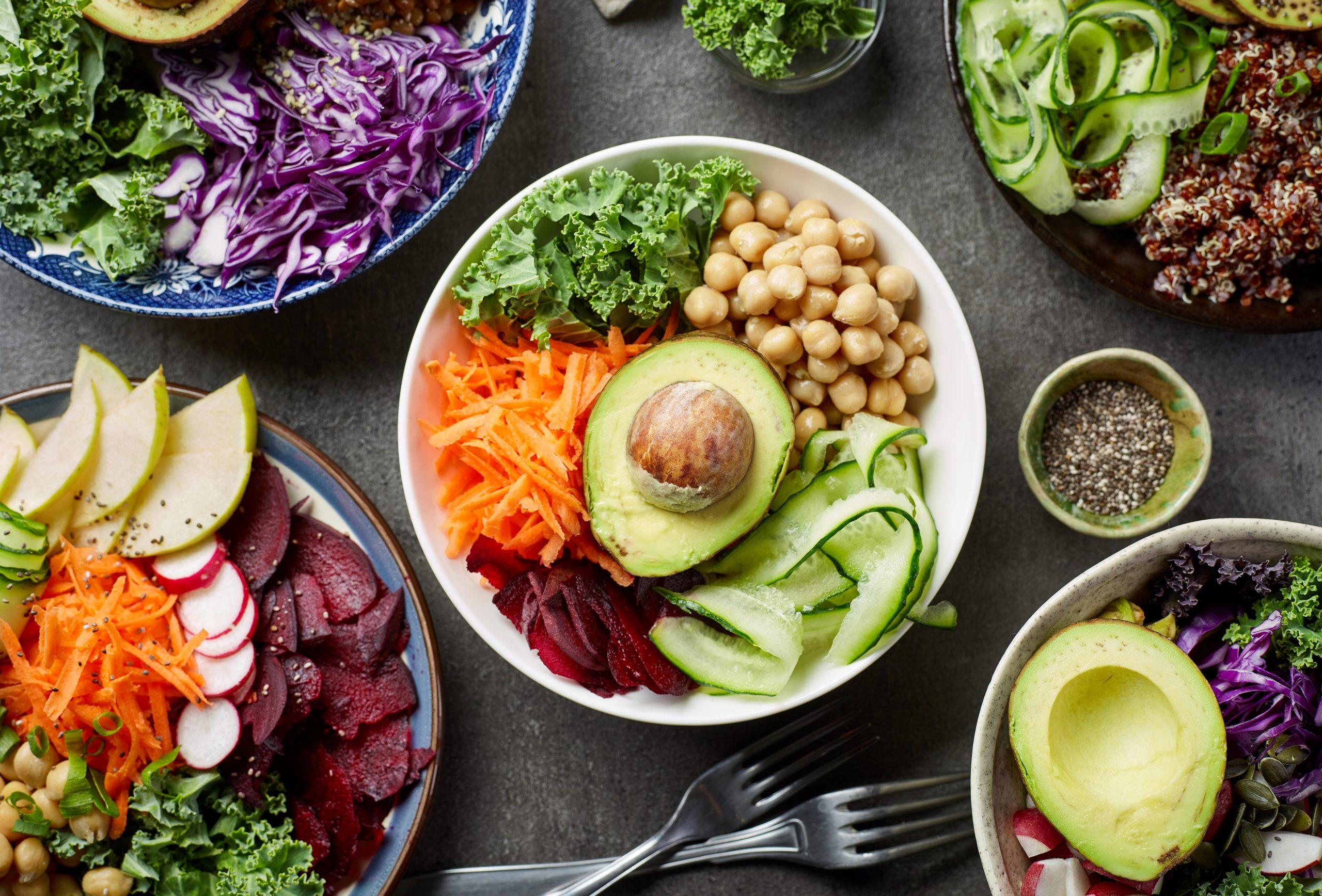 التغذية النباتية
